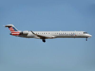 American Eagle Resumes DFW - Daytona Beach, Fla.